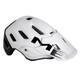 MET Roam Bike Helmet white/black